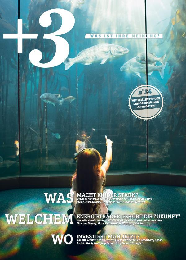 +3 Magazin Juni 2017