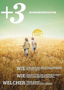 +3 Magazin