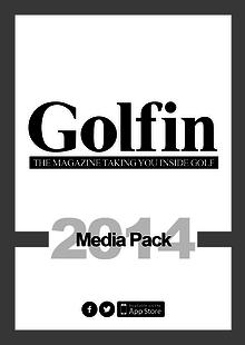 Golfin Mag Media Pack