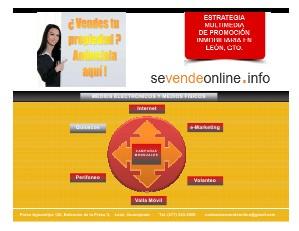 Se Vende Online Mayo 2013