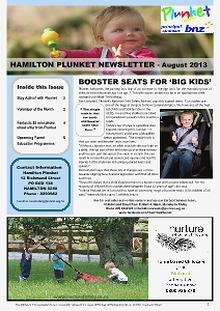 Hamilton Plunket Newsletter