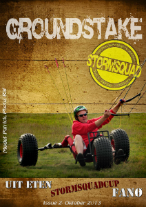 Groundstake Oktober 2013 (Second Issue)