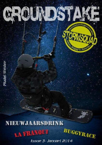 Groundstake Januari 2014 (Winter Edition)