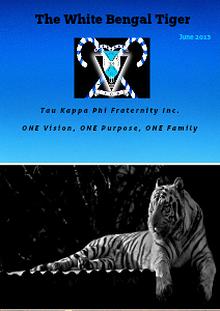 White Bengal Tiger Newsletter