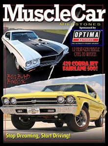 Muscle Car Milestones 2013
