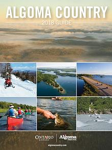 2018 Guide - Algoma Country