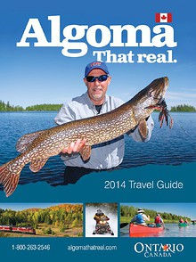 2014 Algoma Travel Guide