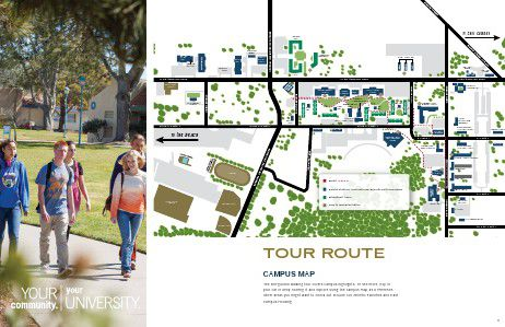Csu Monterey Bay Campus Map.Csumb University Communications Self Guided Campus Tour Page 3