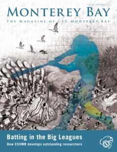 Monterey Bay: The Magazine of CSU Monterey Bay Vol. 6 no. 2