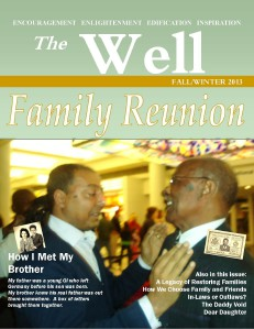 The Well Magazine Fall/Winter 2013