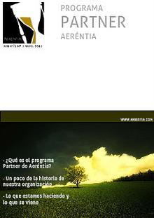 Programa Aeréntia Partner