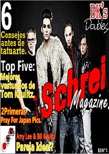 Schrei Magazine.