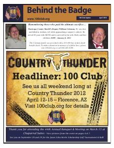 1st Quarter Newsletter