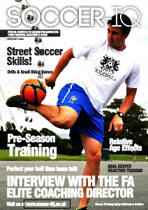 Soccer IQ June 2011 Soccer IQ Aug 2011