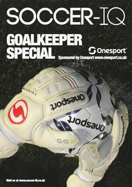 Soccer IQ and OneSport Goalkeeper Special Aug. 2012