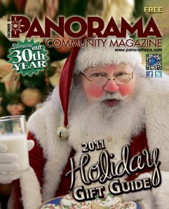 2011 December Panorama Community Magazine