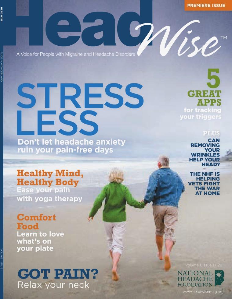 HeadWise HeadWise: Volume 1, Issue 1