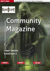 RS Community Magazine 1
