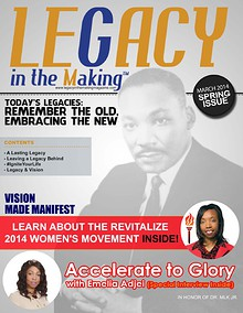 Leadership T.K.O.™ magazine