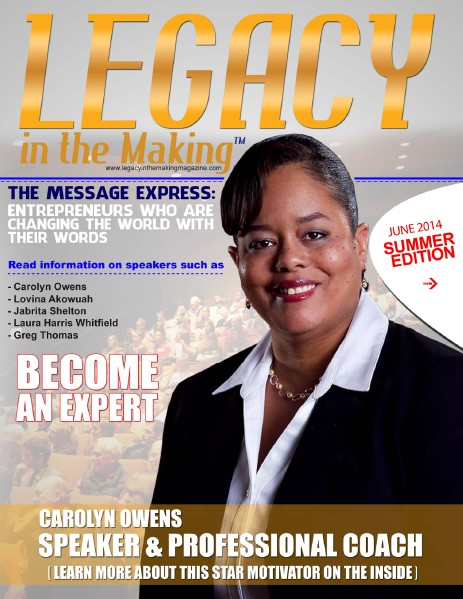 Leadership T.K.O.™ magazine Summer 2014