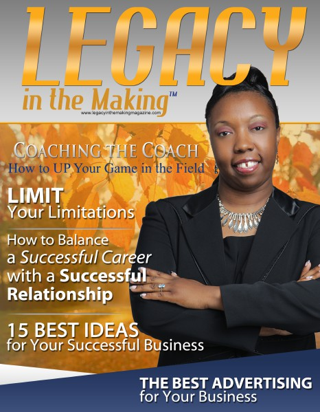 Leadership T.K.O.™ magazine Fall 2014