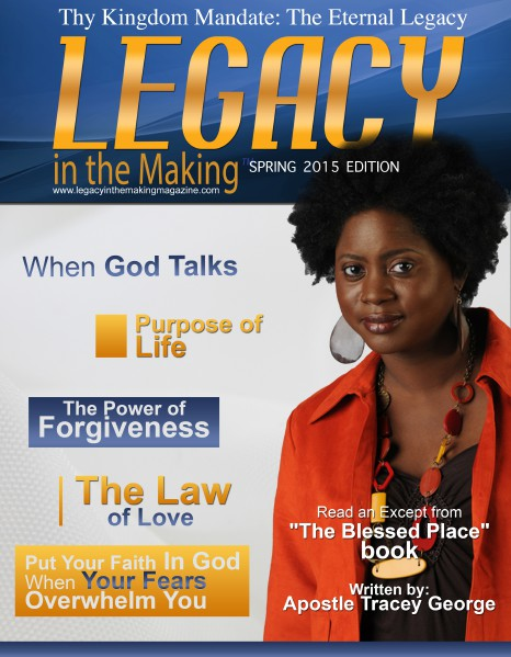 Leadership T.K.O.™ magazine Spring 2015