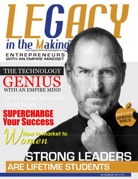 Leadership T.K.O.™ magazine Spring2016