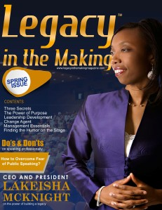 Leadership T.K.O.™ magazine May 2013