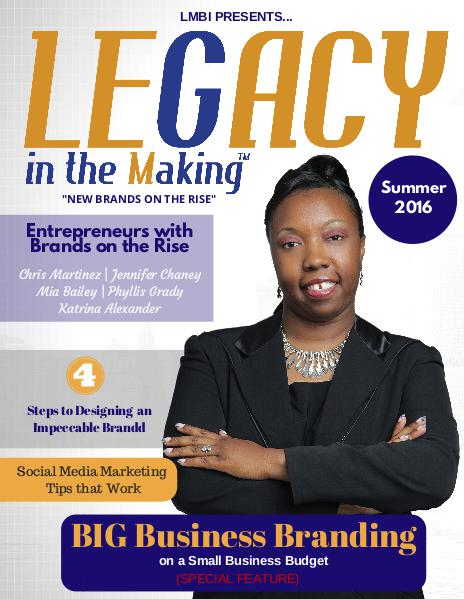 Leadership T.K.O.™ magazine Summer 2016