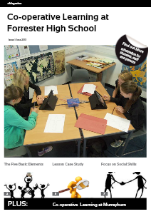 FHS Cooperative Learning eMagazine: Issue 1 June 2013