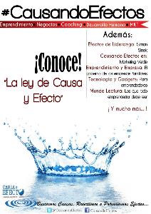 #CausandoEfectos_1 Volumen 1