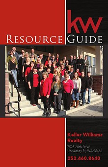 The Keller Williams Resource Guide Issue