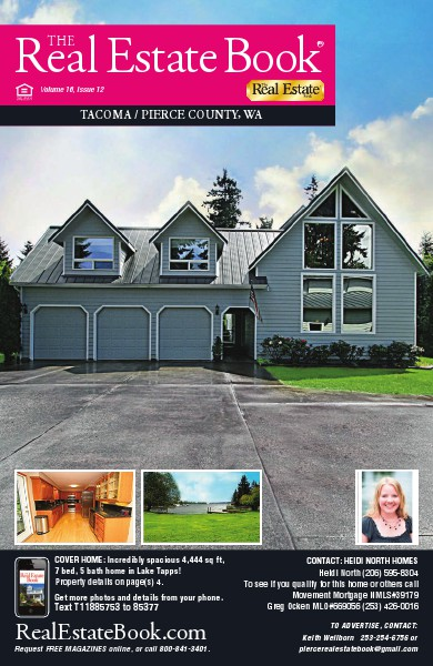 The Real Estate Book of Tacoma/Pierce County 16-12