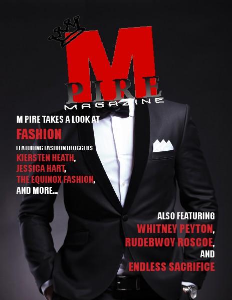 M Pire Magazine May 2014