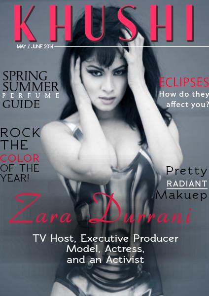 KHUSHI Magazine May / June 2014