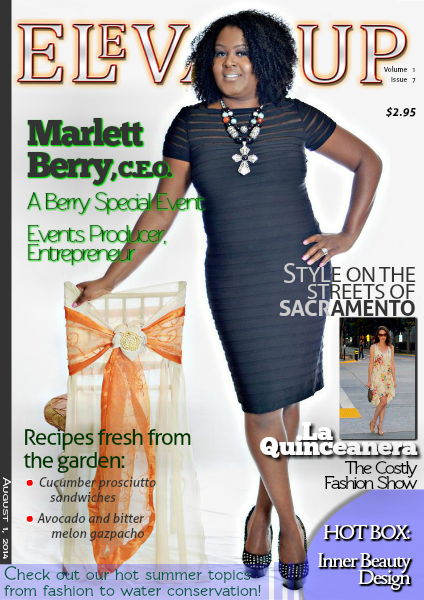 Eleva8UP Magazine August 2014