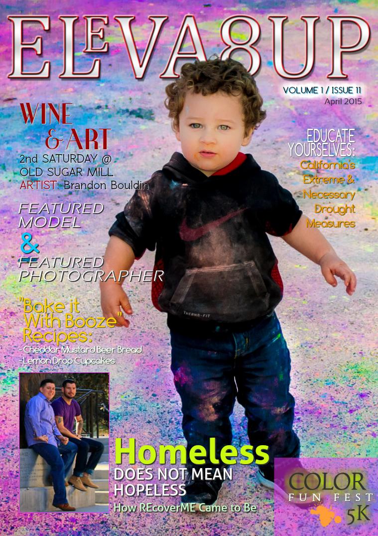 Eleva8UP Magazine April 2015