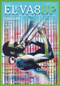 August 14, 2013 Issue 1