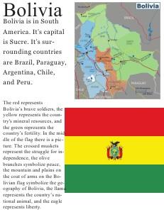 Bolivia May 2013 vol 1