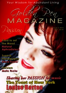Golden Pen Magazine Passion - Issue 2, 2013