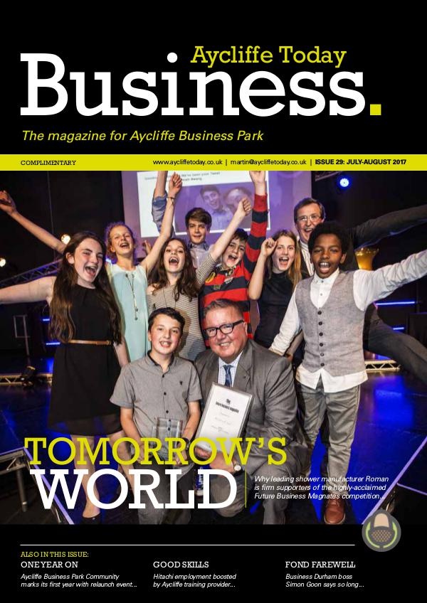 Aycliffe Today Business Issue 29
