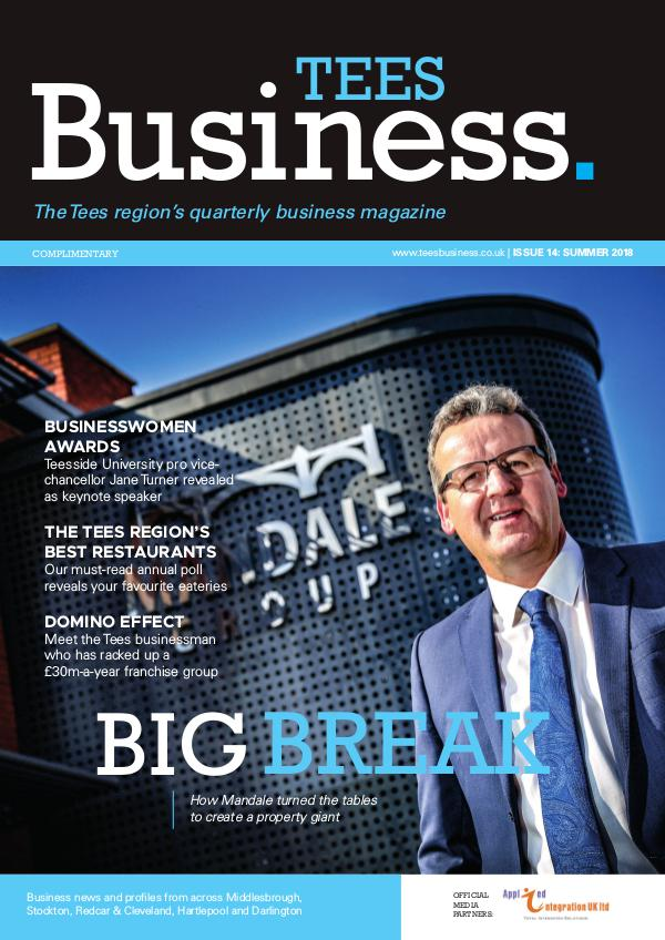 Tees Business Tees Business Issue 14