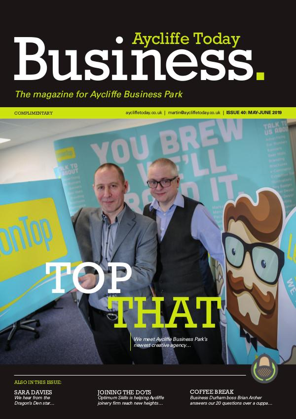 Aycliffe Today Business Issue 40