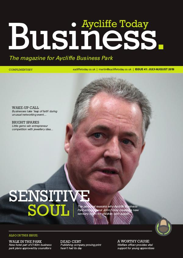 Aycliffe Today Business Aycliffe Today Business Issue 41