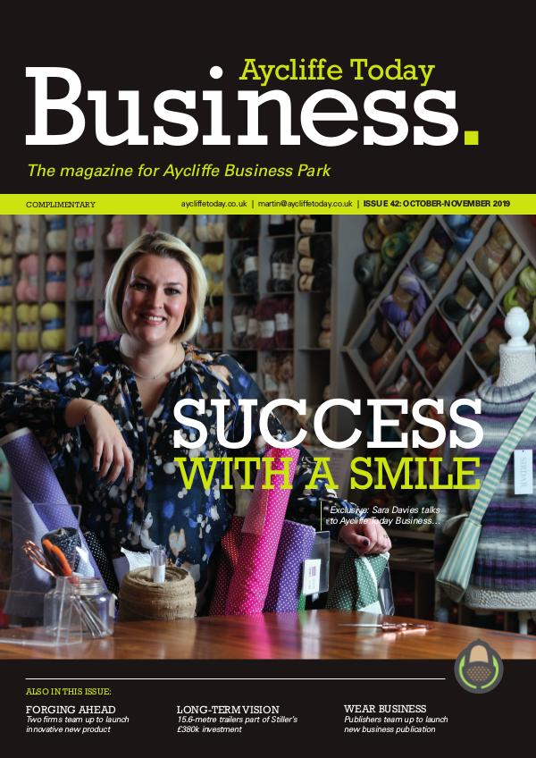 Aycliffe Today Business Issue 42
