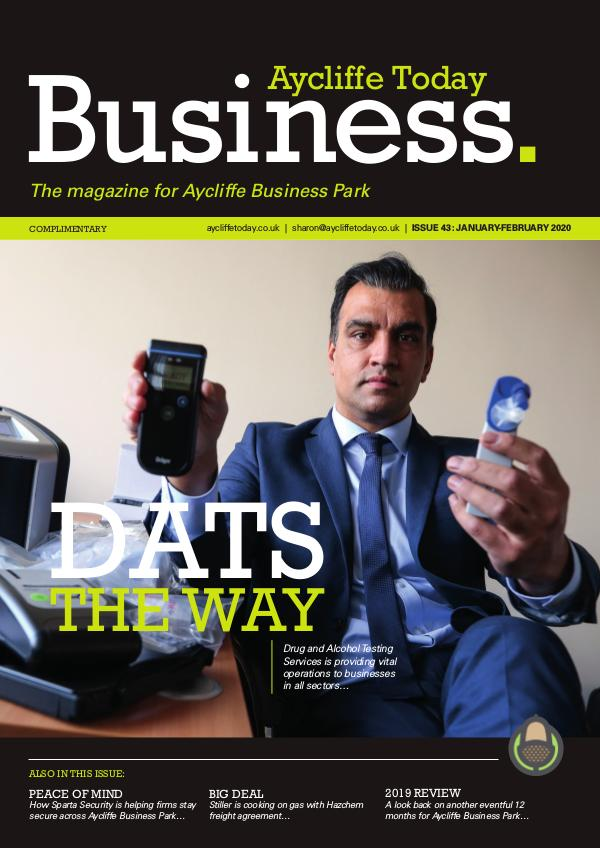Aycliffe Today Business Aycliffe Today Business Issue 43