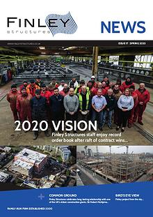 Finley Structures Newsletter
