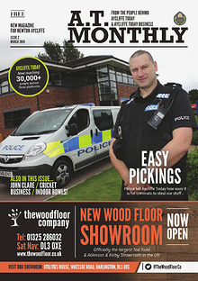 Aycliffe Monthly