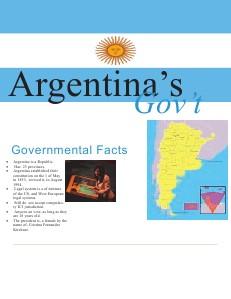 Argentina May 2013 Vol 3