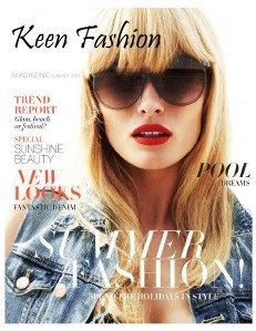 Keen Fashion July 2013